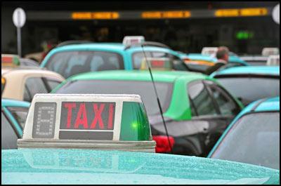 Taxis Amadora