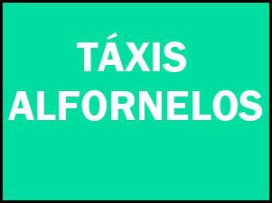 taxi alfornelos